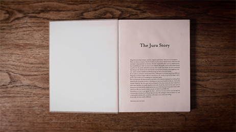 Jura - Write Your Own Story